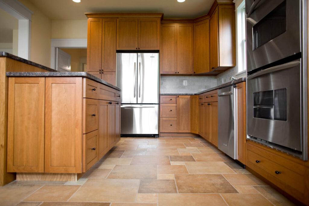 phoenix rental home with tile flooring