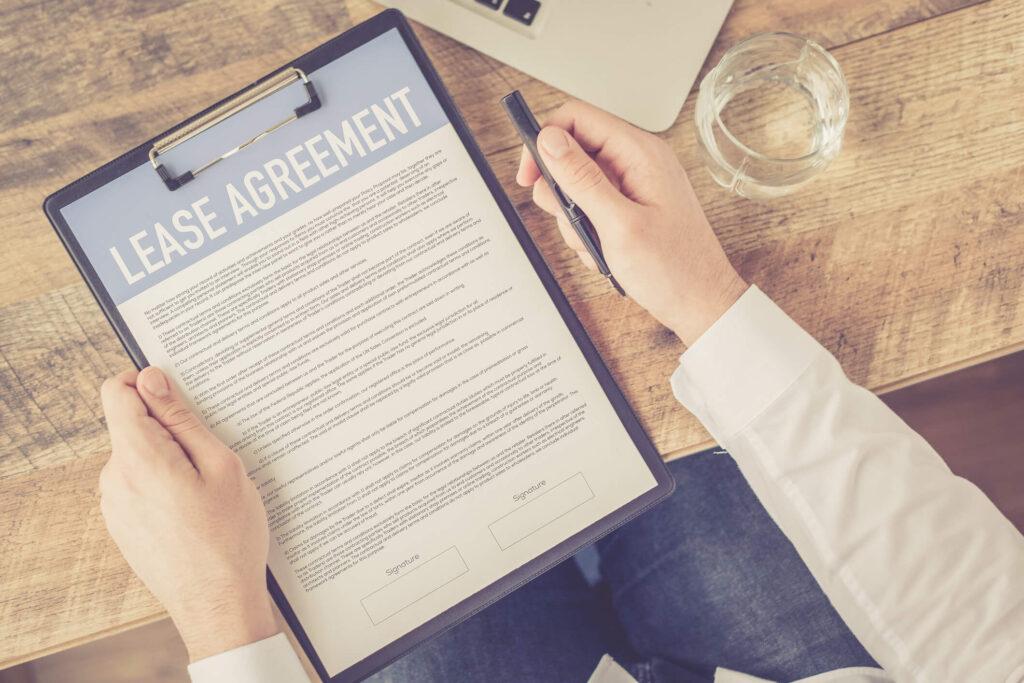 phoenix lease agreement